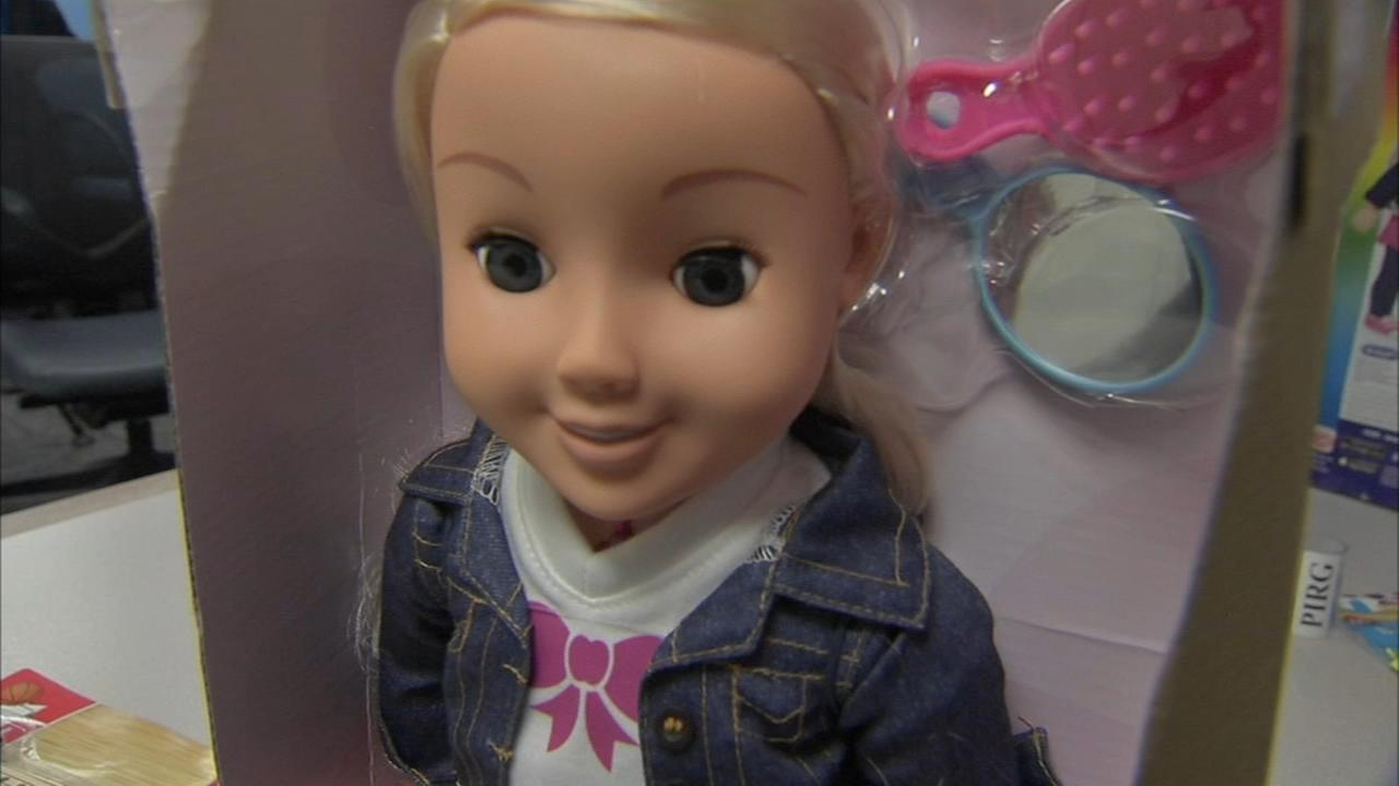 VIDEO: Trouble in Toyland report highlights dangerous toys