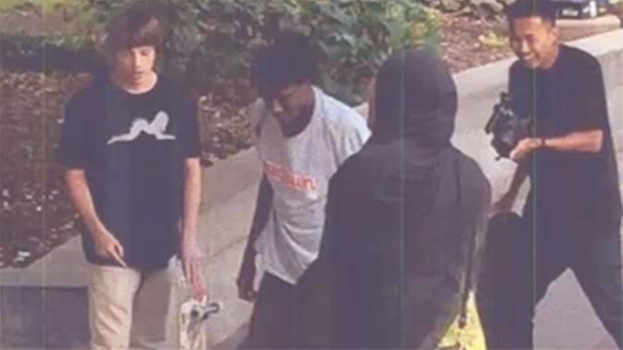 Suspects in Love Park assault