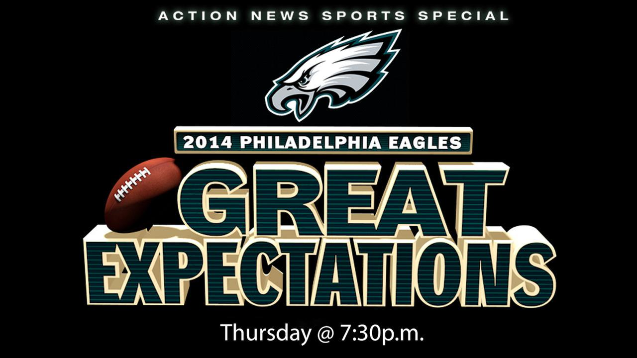 Great Expectations: Eagles Take on the Jets - Thursday at 7:30PM on 6abc