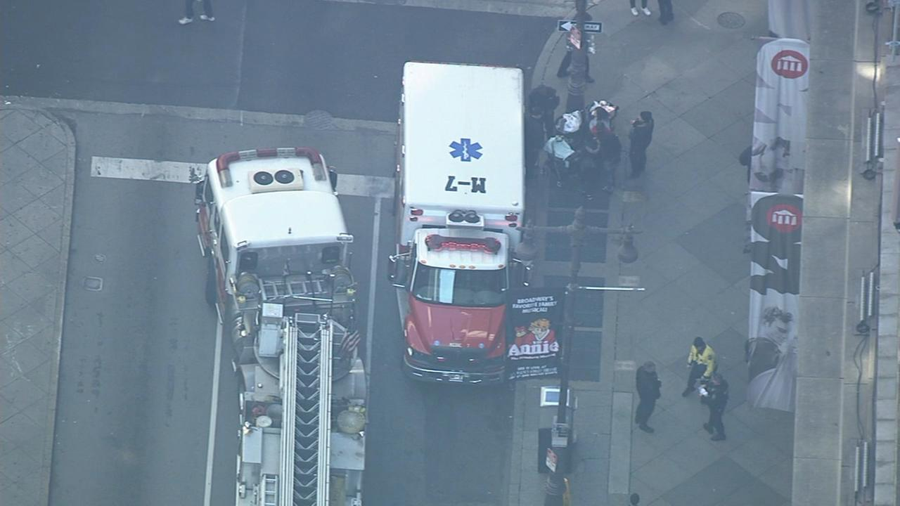 RAW VIDEO: Body found atop SEPTA train