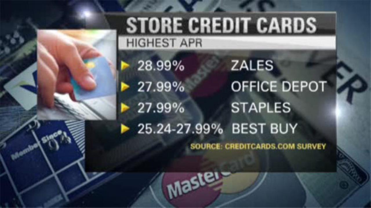 Best and worst bets for store cards