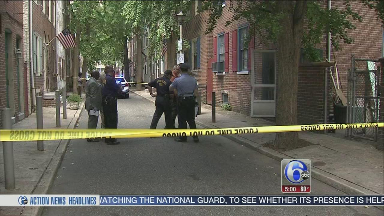 VIDEO: Center City mans death ruled as homicide