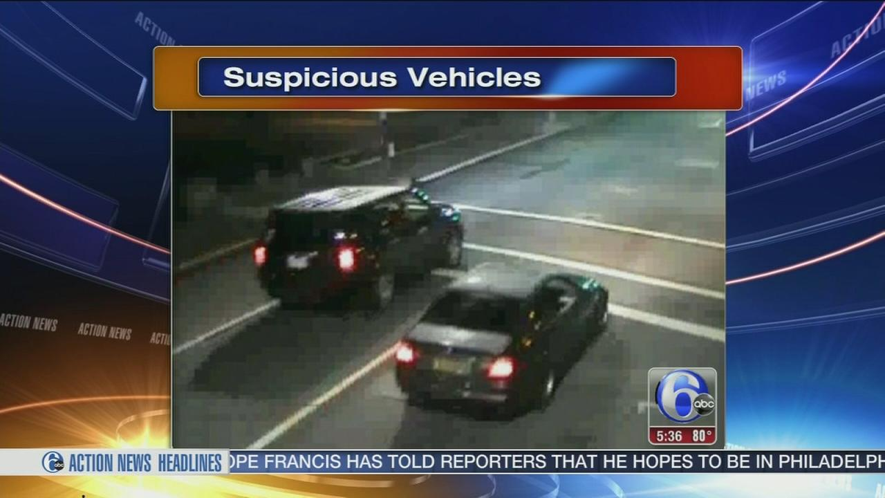 VIDEO: Newark assault investigation focuses on 2 cars