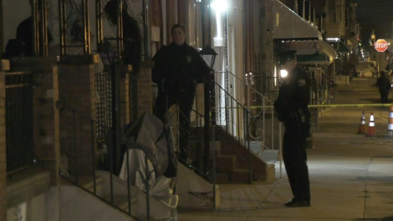 Man injured during Port Richmond attempted robbery