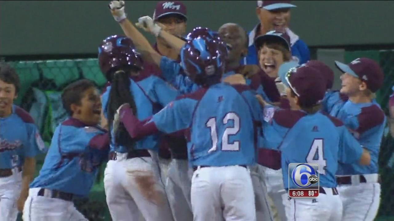 VIDEO: Excitement over Taney Dragons