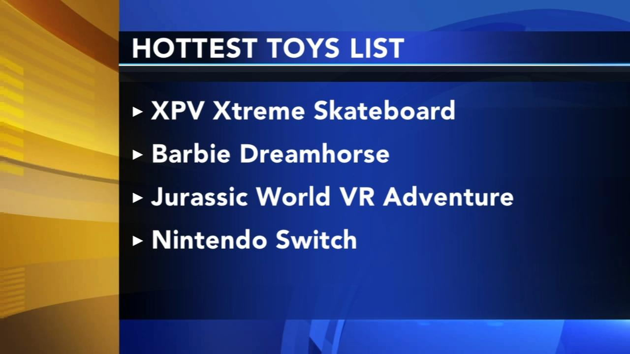 Hottest toys of the holiday season