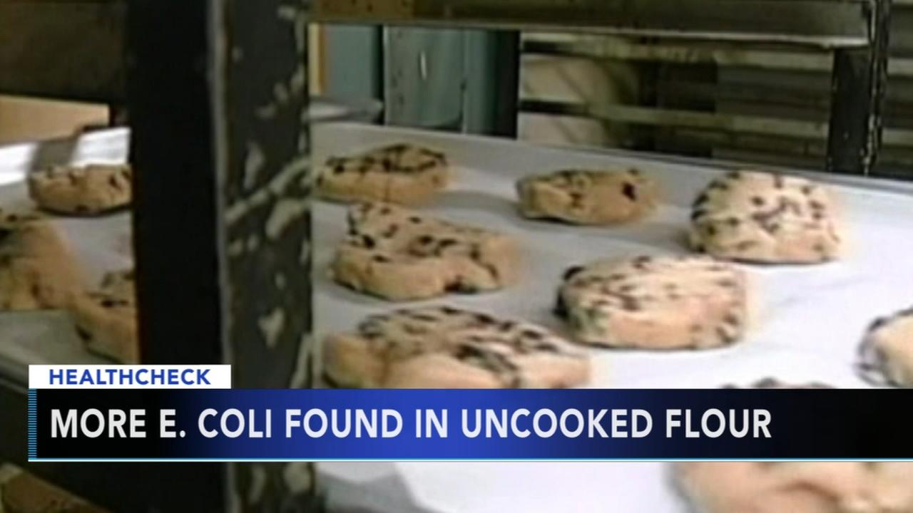 Study: E. Coli more common in uncooked flour than originally believed