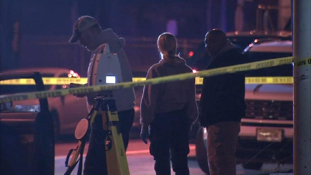 Officials: Suspect shot by police in Trenton
