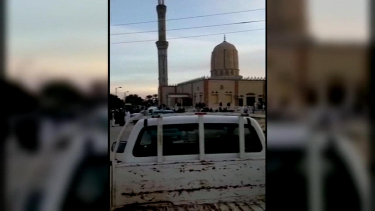 Egypt reeling from mosque attack