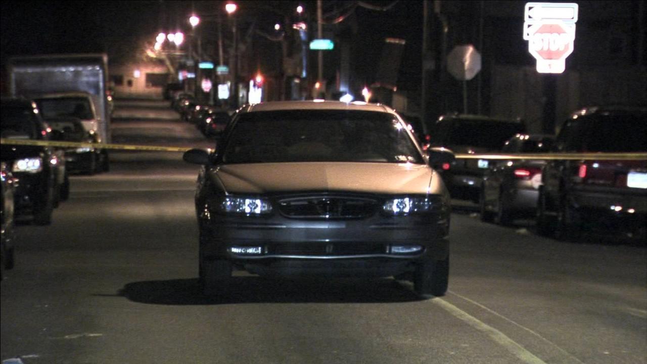 Couple followed, man shot in Mayfair section of Philadelphia