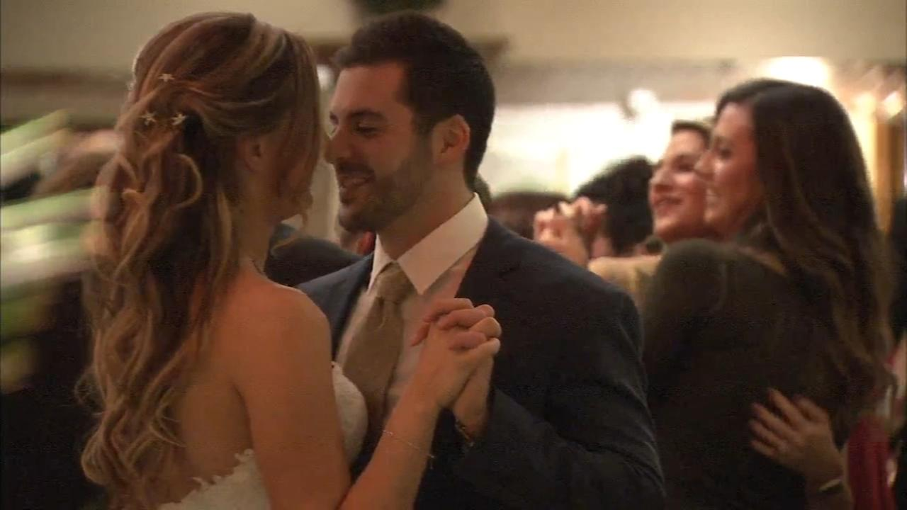 NJ couple gets wedding do over