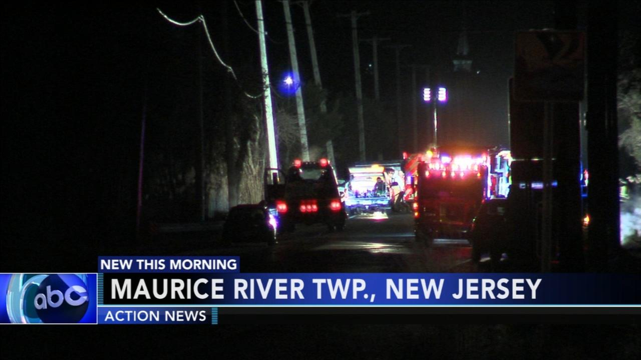 2 killed in Maurice River Twp. crash