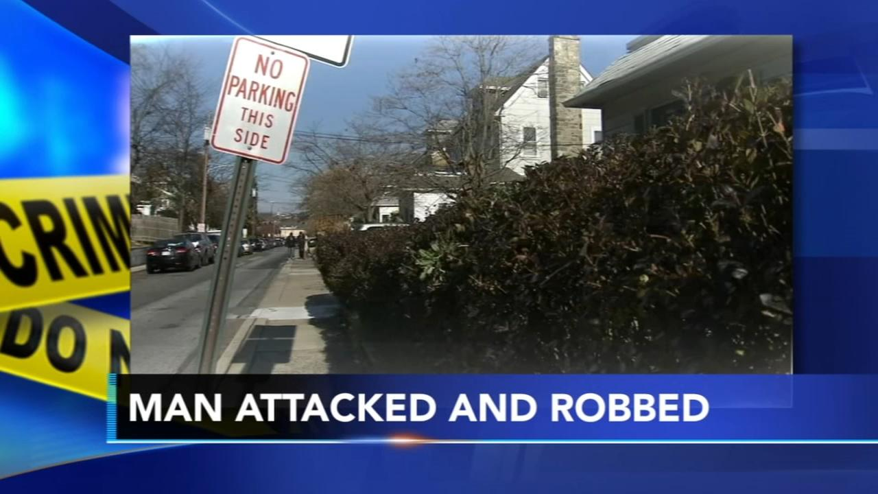75-year-old blind man attacked, robbed in Upper Darby