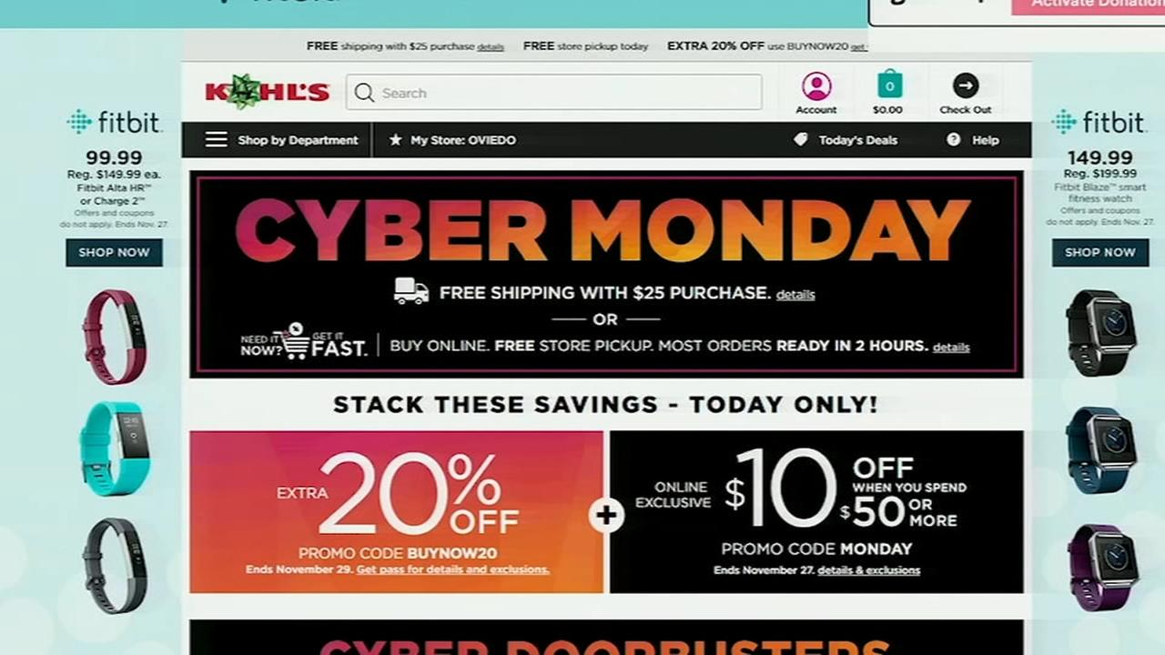Cyber Mondays best deals and discounts