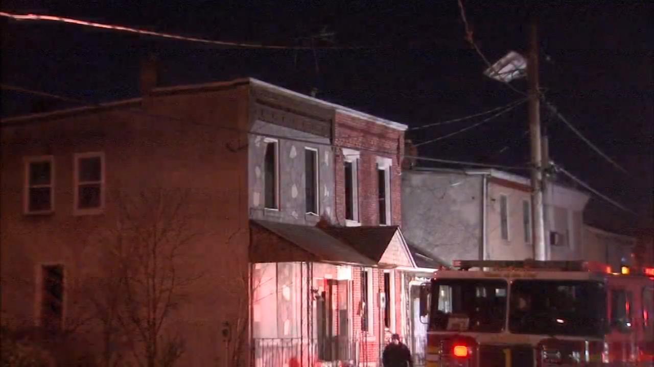 1 injured in Camden house fire