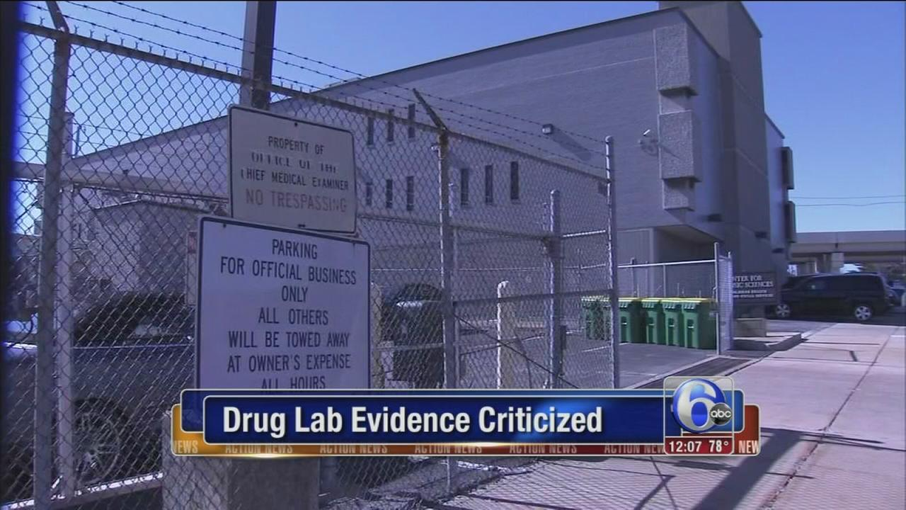 VIDEO: Drug lab scandal could get cases tossed