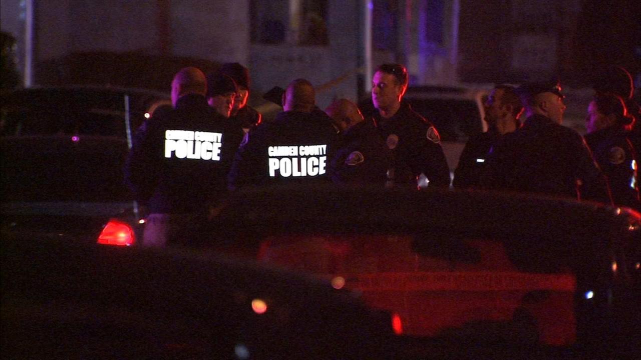2 injured in Camden shooting