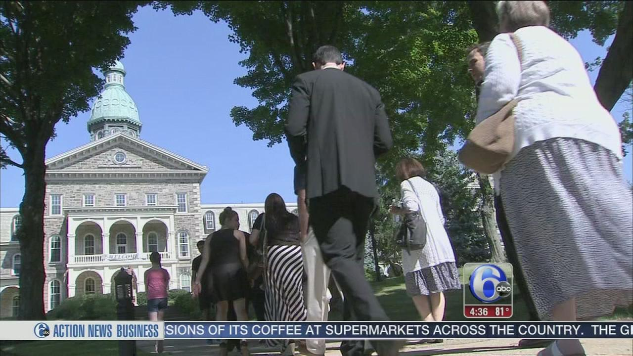 VIDEO: Move-in day at Saint Charles Borromeo Seminary