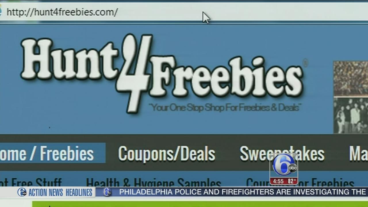VIDEO: Saving with freebie websites