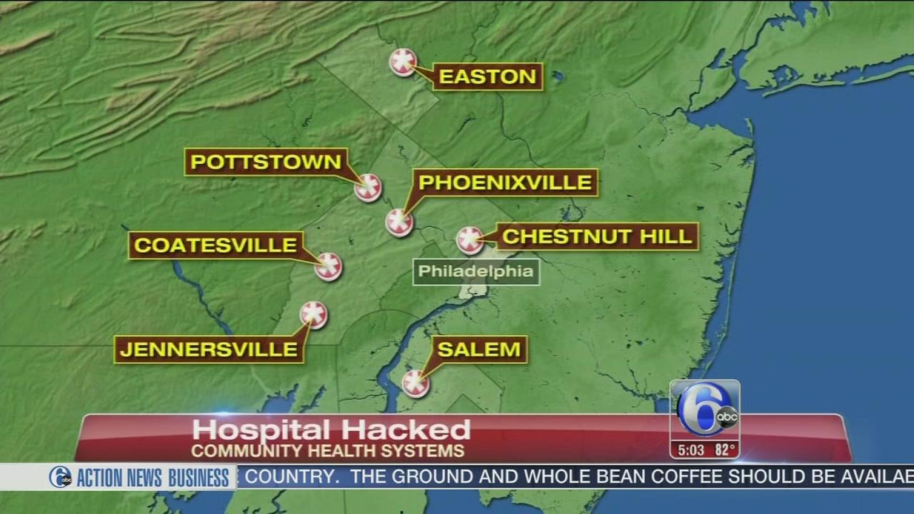 VIDEO: Local hospitals affected by data breach