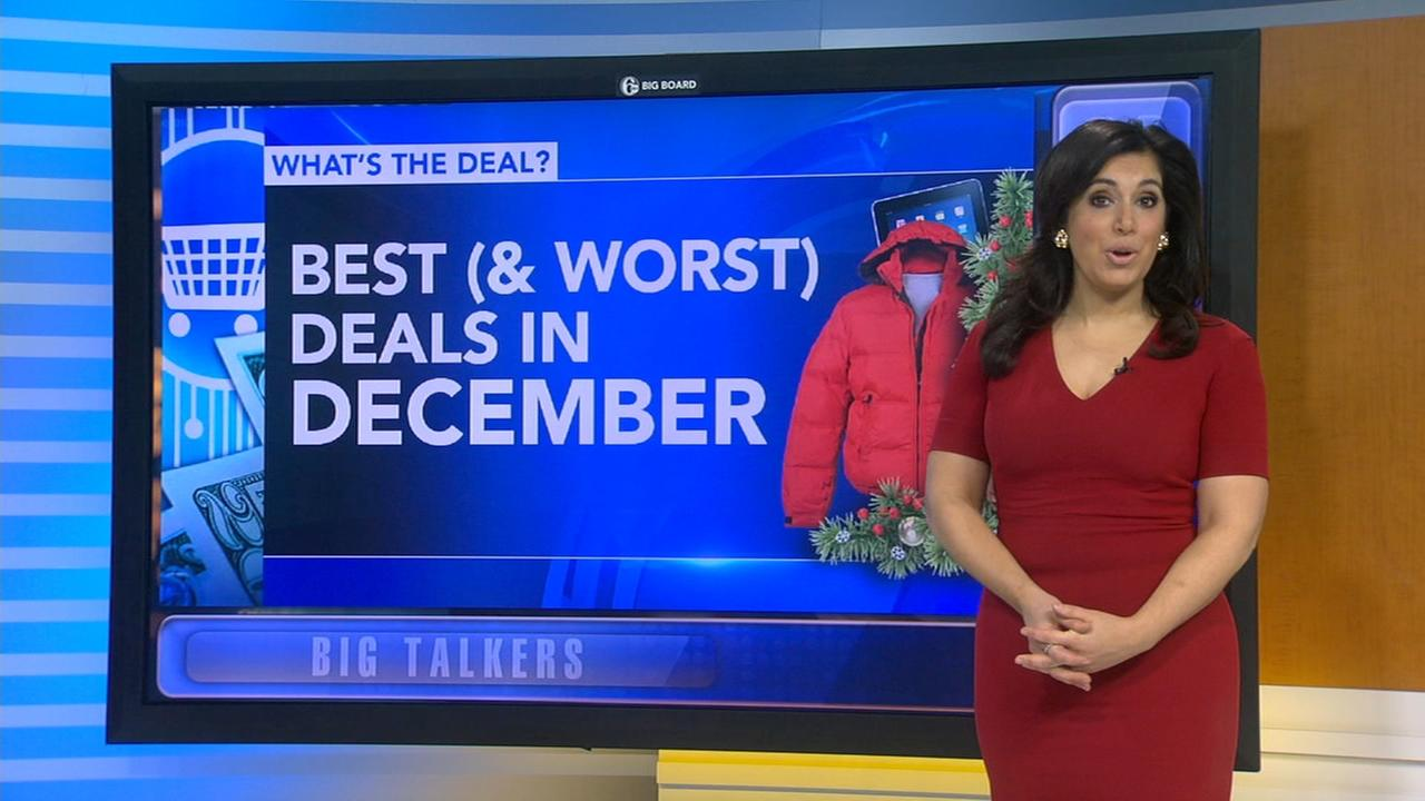 Whats the Deal: Best buys in December
