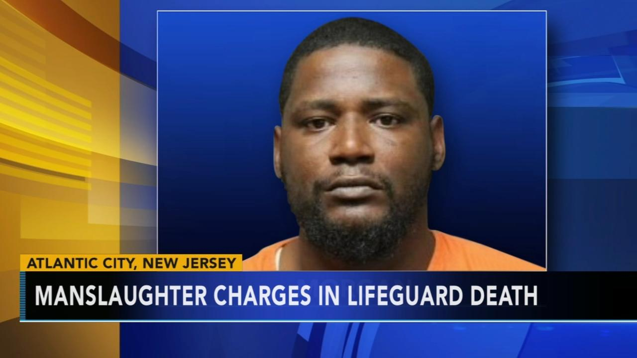 Charges filed in death of lifeguard