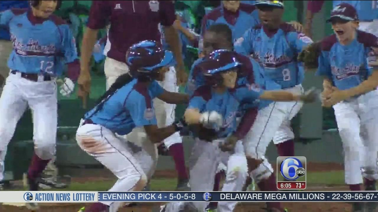 VIDEO: Taney Dragons hit the field Wednesday