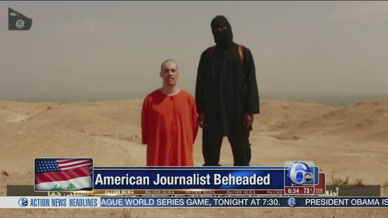 VIDEO: American beheaded by ISIS