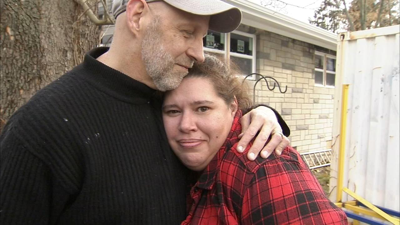 Delco woman receives helping hand after home burns down