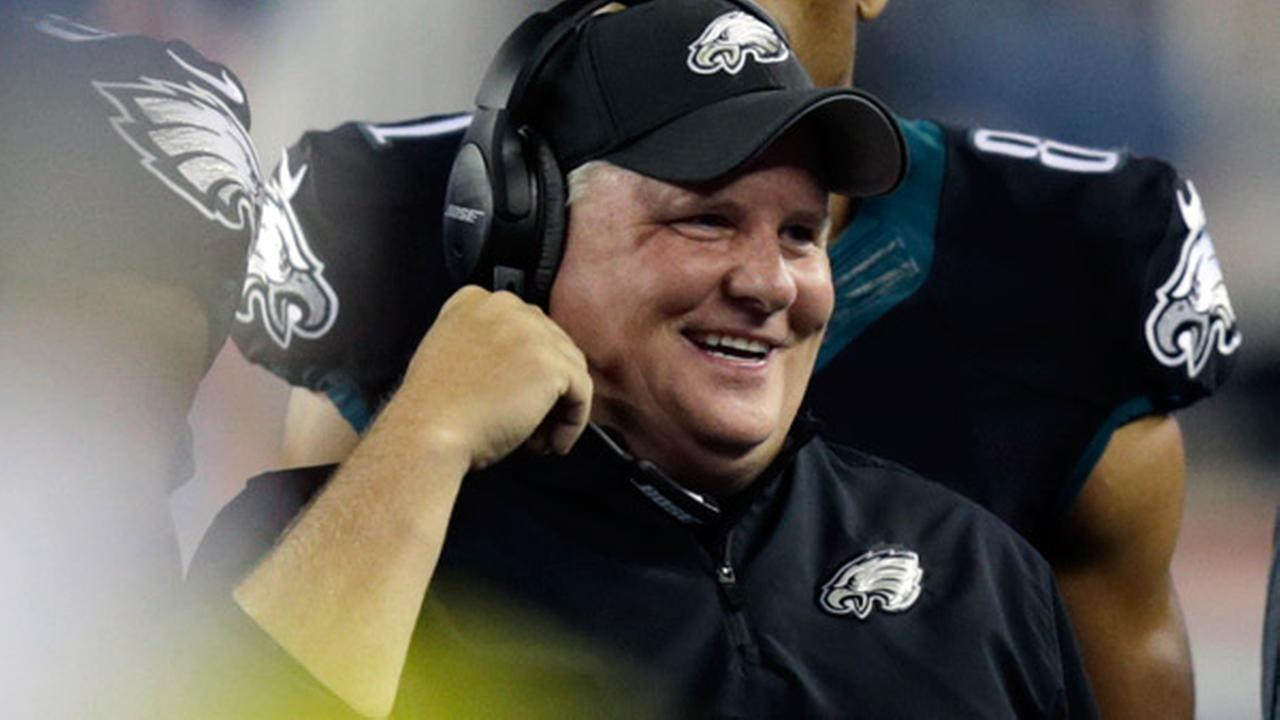 Chip Kelly resurfaces as NCAA football analyst at ESPN