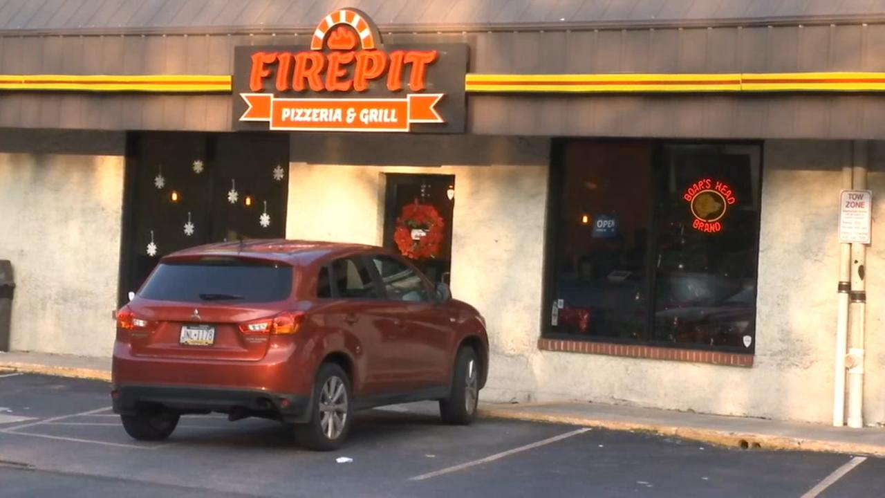 Pizza oven explodes injuring one
