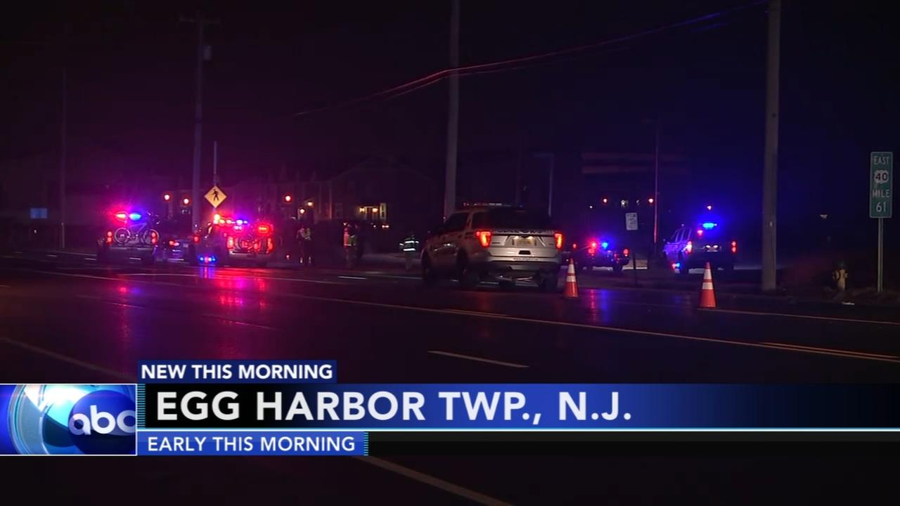 Pedestrian struck in Egg Harbor Township