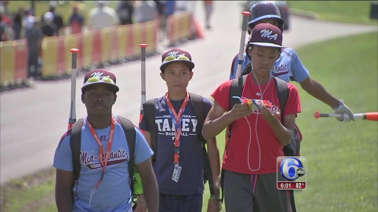 VIDEO: Taney Dragons ready for 3rd LLWS game