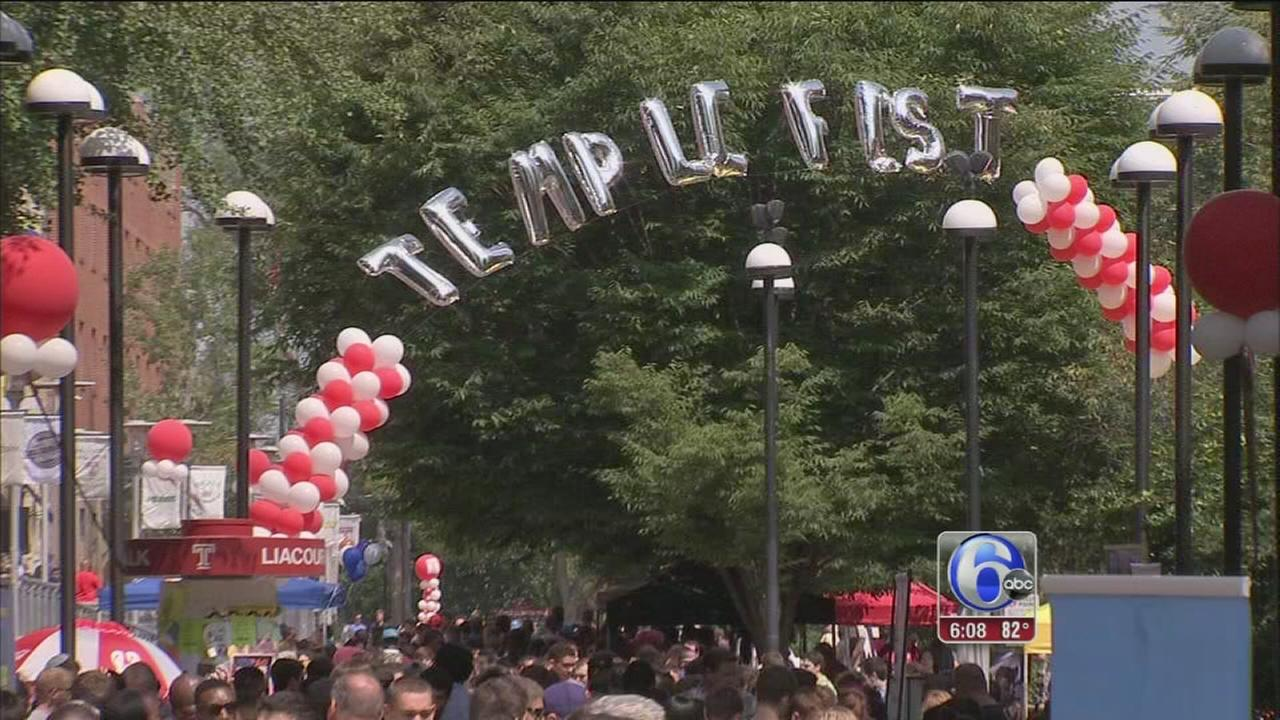 VIDEO: Temple introduces initiative to help students graduate on time