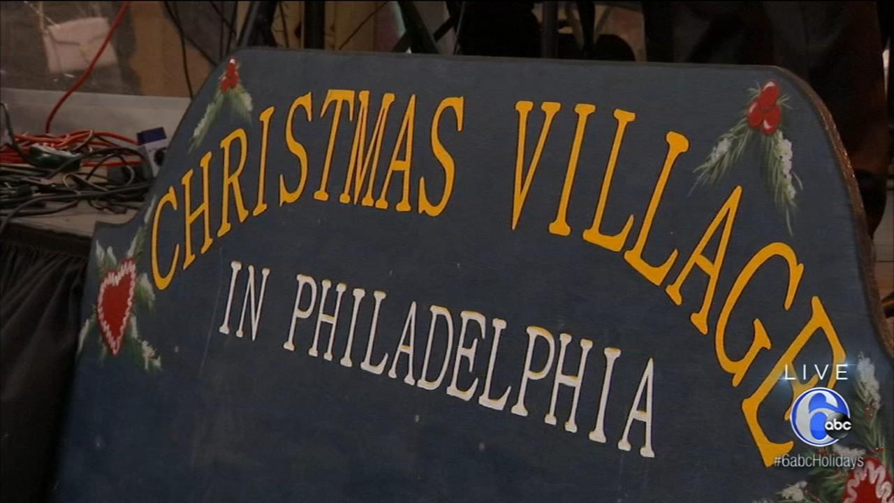 6abc Holiday Special: Holiday Shopping at City Hall