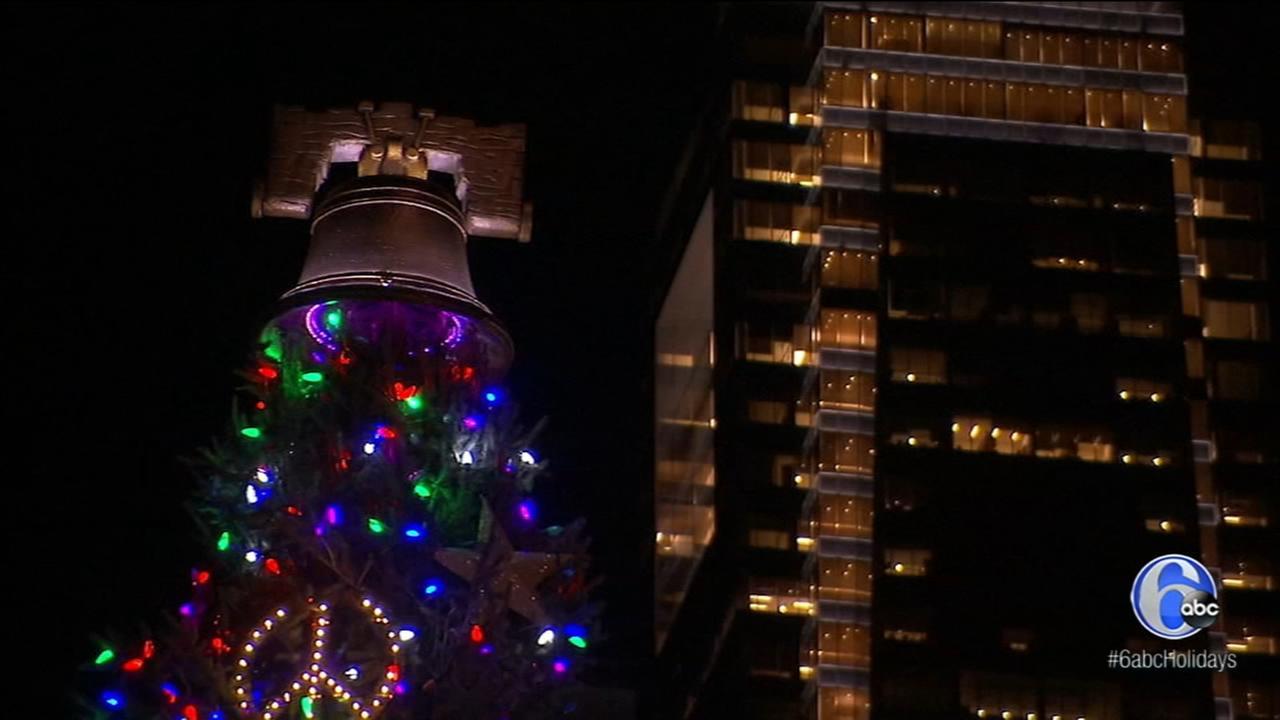 6abc Holiday Special: City Halls Christmas Tree