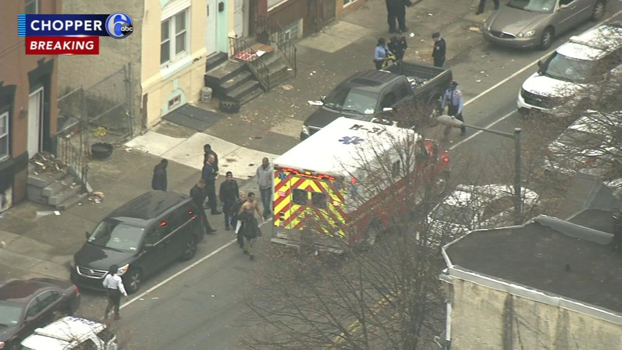 Shooting in North Philadelphia