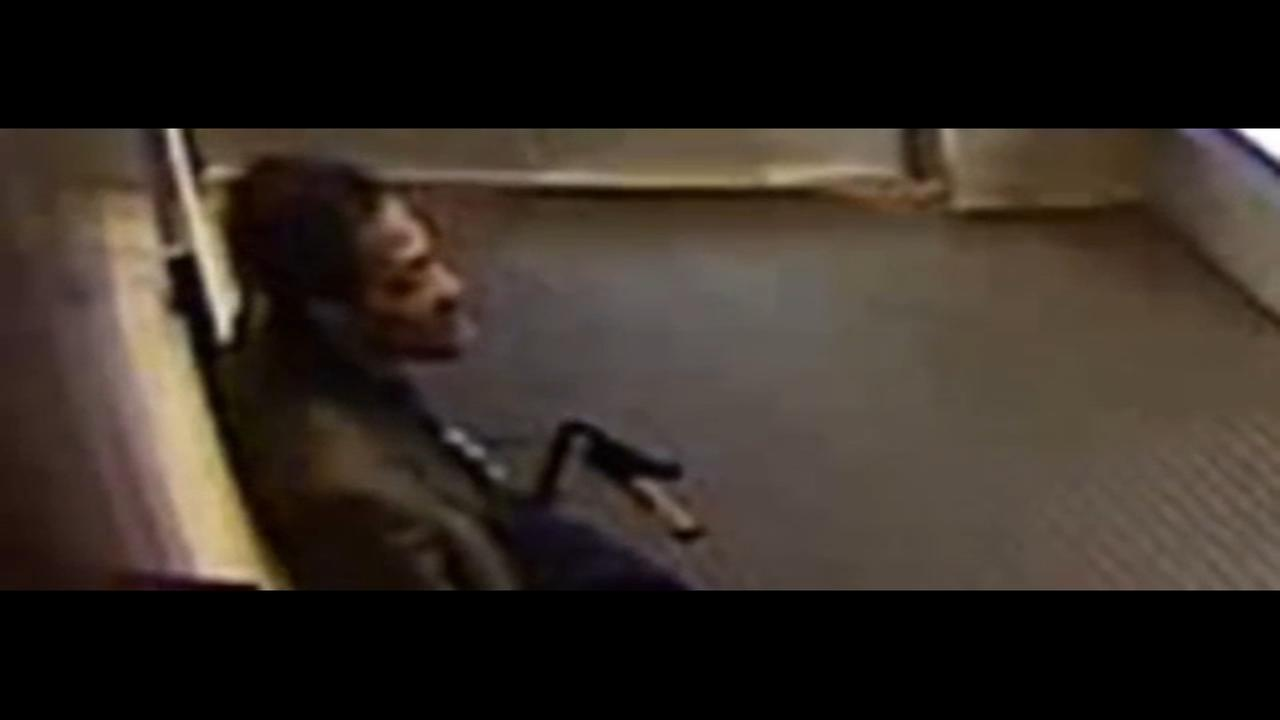 Surveillance: 94-year-old robbed in Center City medical facility