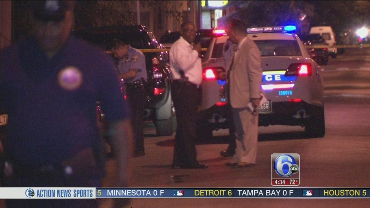 VIDEO: Teen shot and killed in Point Breeze