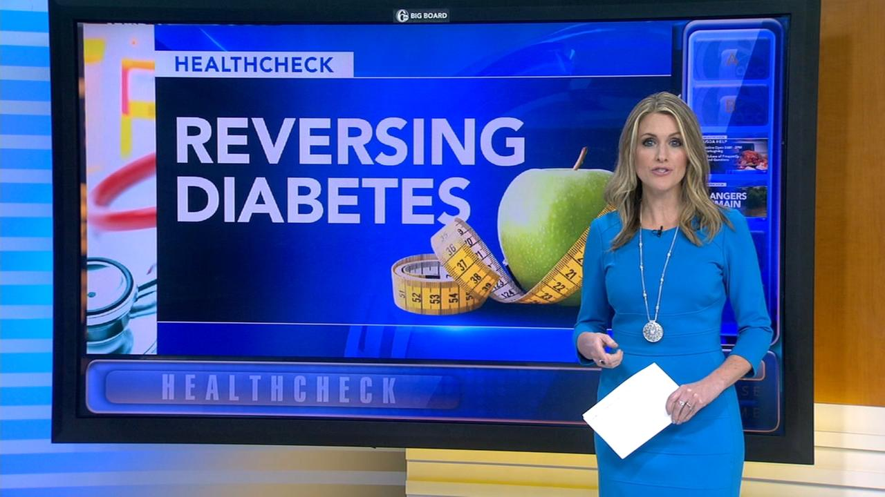 Study shows diabetes can be reversed without medication