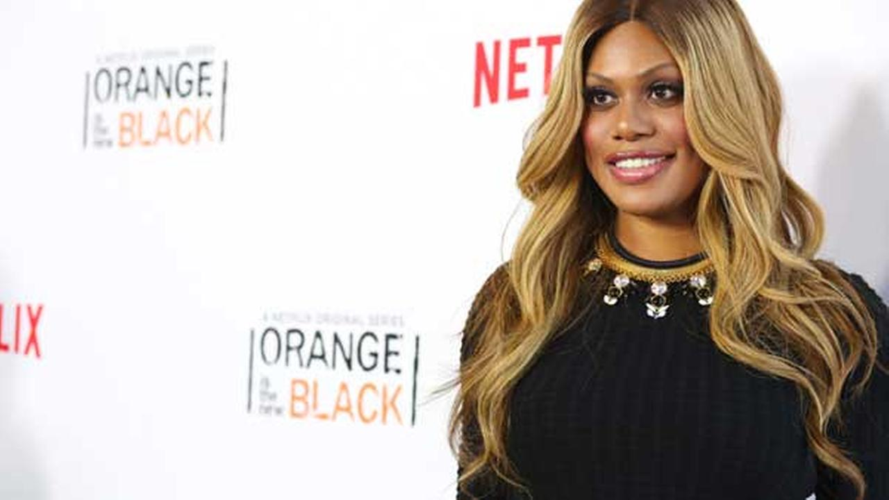 Laverne Cox at Netflixs FYC Orange is the New Black Emmy Panel on Monday, August 4, 2014, in Los Angeles. (Photo by Alexandra Wyman/Invision for Netflix/AP Images)