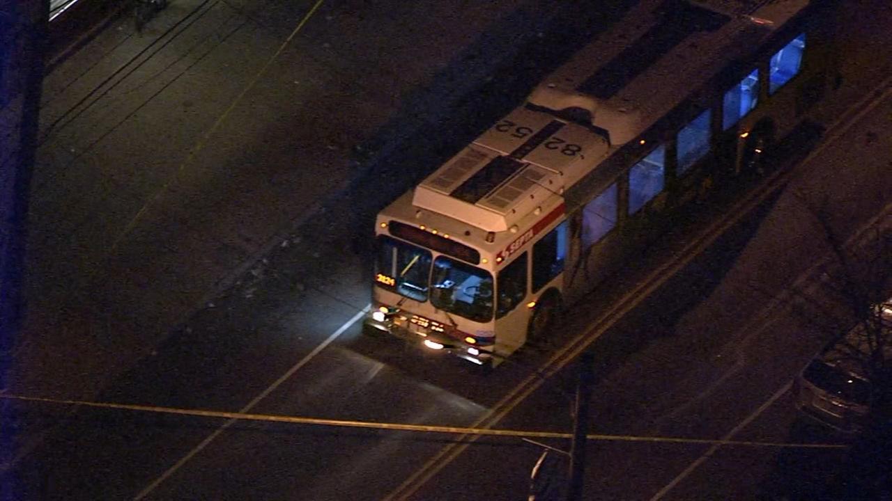 Woman struck by SEPTA bus in West Oak Lane