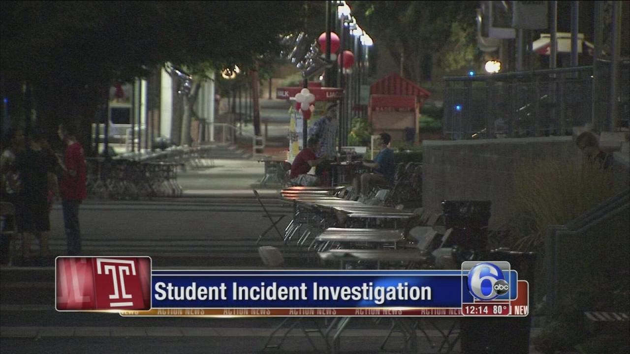 VIDEO: Temple student assaulted on move-in day