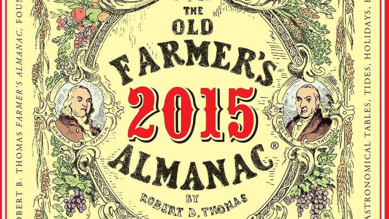 Old Farmer's Almanac predicts 'super cold' winter