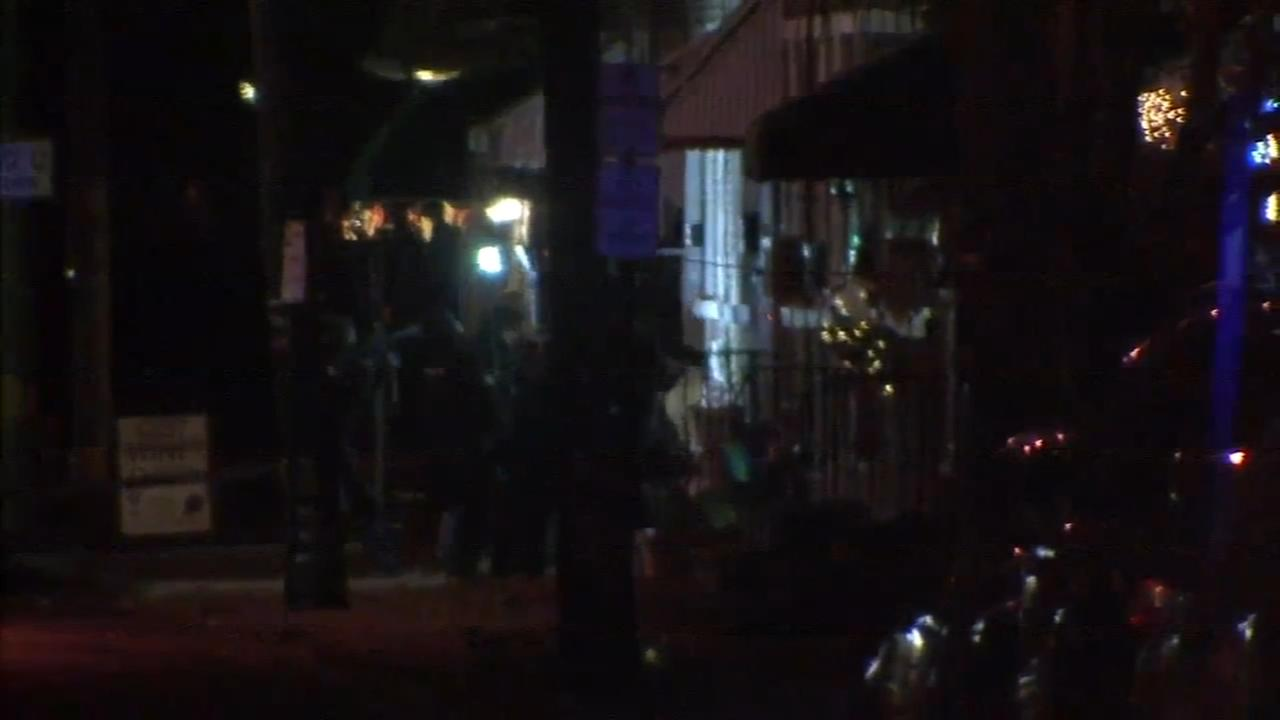 Standoff ends in Bristol, Pa.