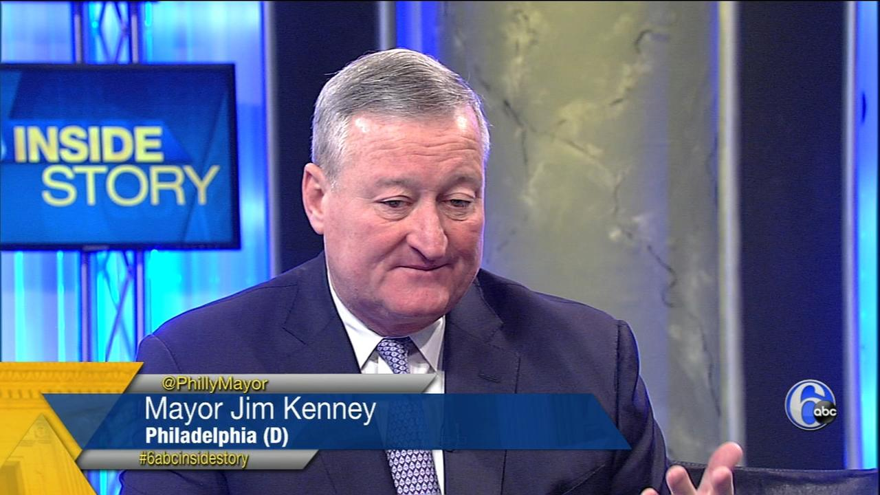 Inside Story Part 1: Newsmaker Mayor Jim Kenney