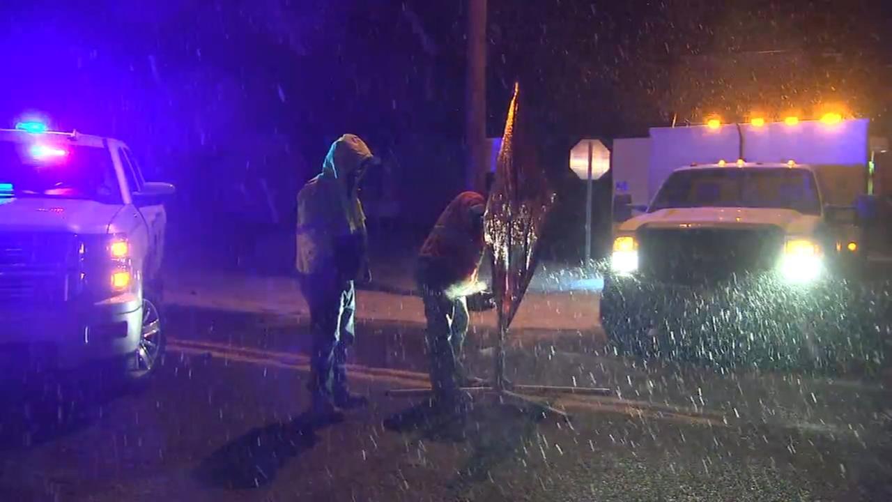 RAW VIDEO: Crash in Cumberland Co.