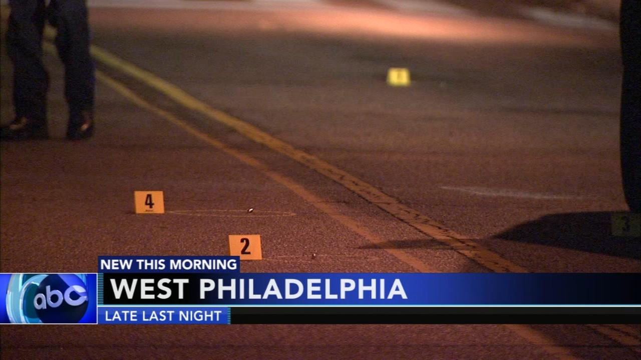1 injured in West Philadelphia shooting