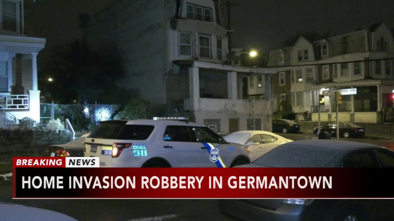 Man abducted, robbed in Germantown
