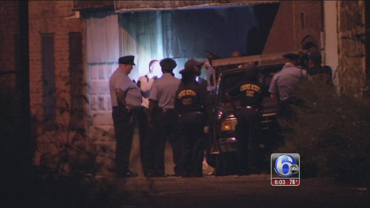 VIDEO: Police: Suspect shot by truck owner during break-in attempt